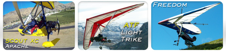 North Wing manufactures quality Light Sport Aircraft, Ultralight Trikes, Wings for Trikes, and Hang Gliders in the USA from the finest materials available.