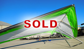 Freedom 170 hang glider - SOLD