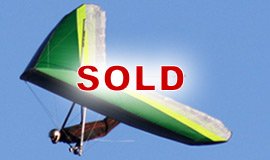 Liberty 148 hang glider - SOLD