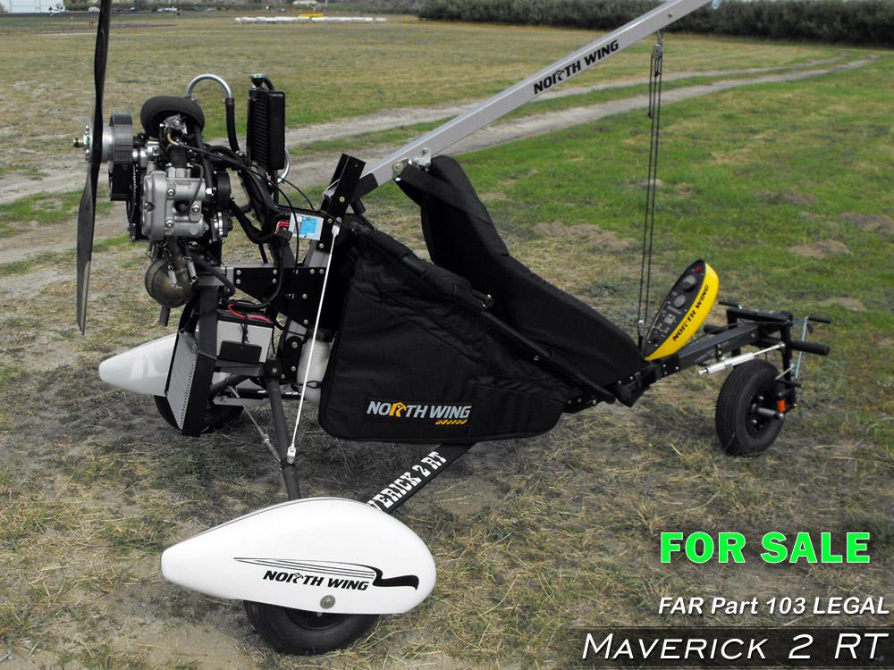 North Wing · Maverick 2 RT · Ultralight Trike FOR SALE