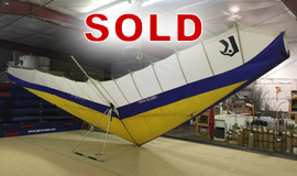 Pulse 11M hang glider - SOLD