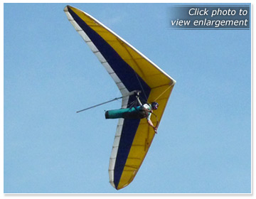 North Wing · Liberty Hang Glider