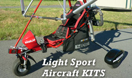 Light Sport Aircraft KITS for Amateur Home Builders