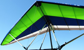 Pacer 13 Trike Wing - trike wing for 1-place ultralight trikes