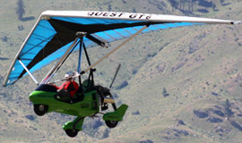 Quest GT5 Wing - wing for 2-place light sport aircraft