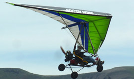 Solairus Trike Wing - trike wing for 1-place lightweight soaring trikes