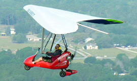 New Solairus Soaring Trike from North Wing