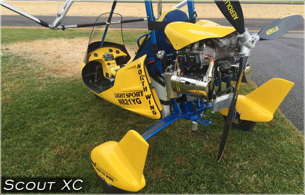 North Wing · Scout XC - Light Sport Aircraft
