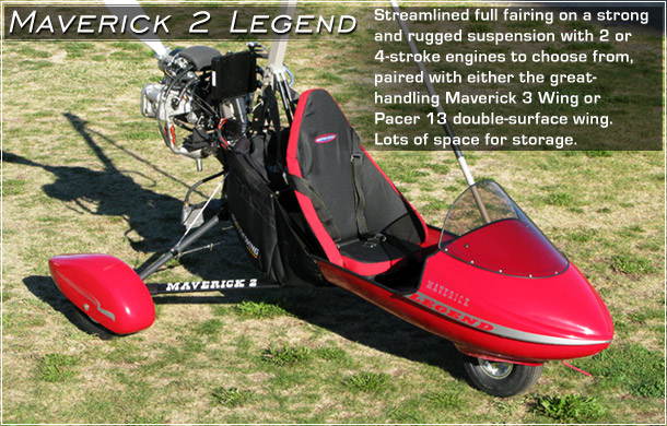 Light Sport Aircraft KITS for Home Builders brochure page 1 · page 2
