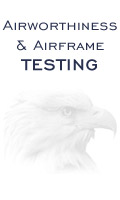 North Wing · Quest GT5 Airworthiness & Airframe TESTING