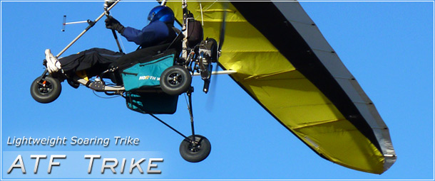 North Wing Design � ATF Soaring Ultralight Trike