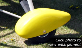 Click here for enlargement - Wheel Fairings