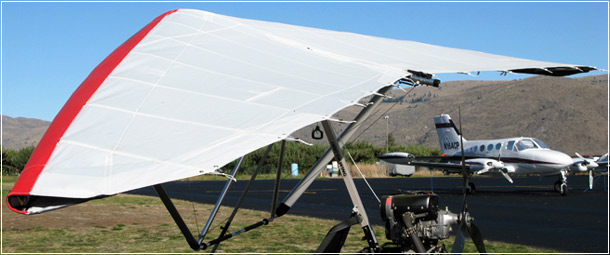 North Wing Design · Maverick 3 1-place Ultralight Trike Wing