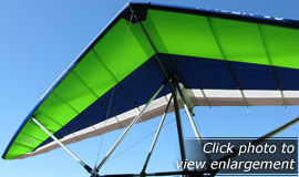 Pacer 13 XT Trike Wing for the North Wing Maverick 2 ultralight trike