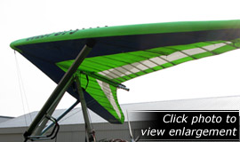 North Wing Quest GT5 · Light Sport Aircraft Wing