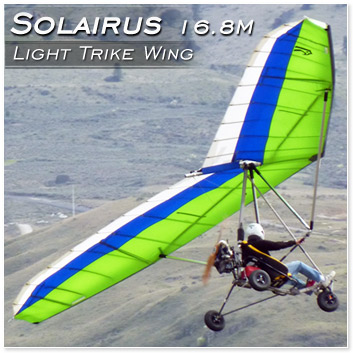 Solairus · Light Trike Wing